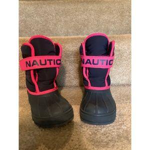Nautica duck snow boots